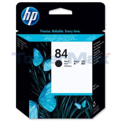 HP NO 84 PRINTHEAD BLACK 